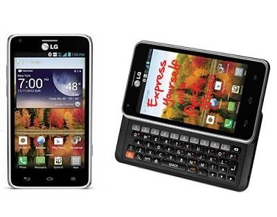 LG Cayenne – LG Mach LS860